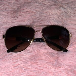Recently enjoyed - Tori Burch  aviator sunglasses